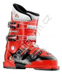 Lyžařská obuv Comp J4 red 10-11