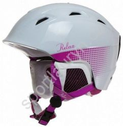Lyžařská helma Relax VOLCANO RH20D