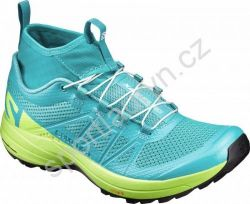 Salomon SALOMON XA ENDURO W CERAMIC/LIME PUNCH./BLACK