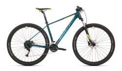 Superior XC 859 Gloss Turquoise/Neon Yellow 2021