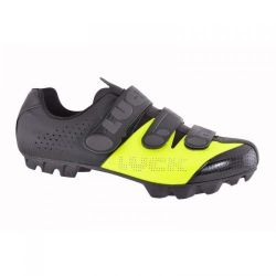 CYKLISTICKÉ BOTY LUCK MATRIX MTB CYCLING SHOES FLUOR - 41