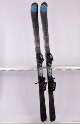 skis BLIZZARD RTX POWER 2019 black/blue + Marker TLT 10