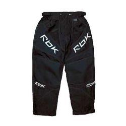 Kalhoty na in-line hokej Reebok RBK 4K dlouhé - černé - XL