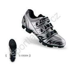Cyklistická obuv MTB tretry SM304