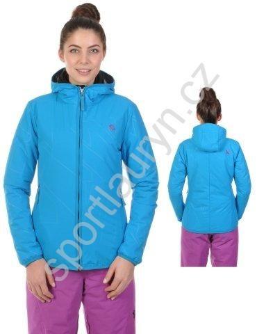 Völkl dámská bunda Kalanka - modrá