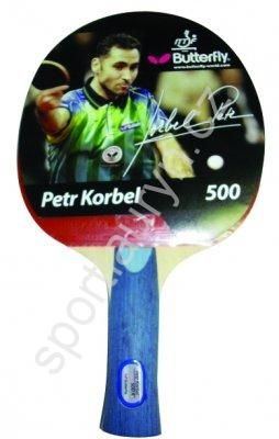 Petr Korbel 500