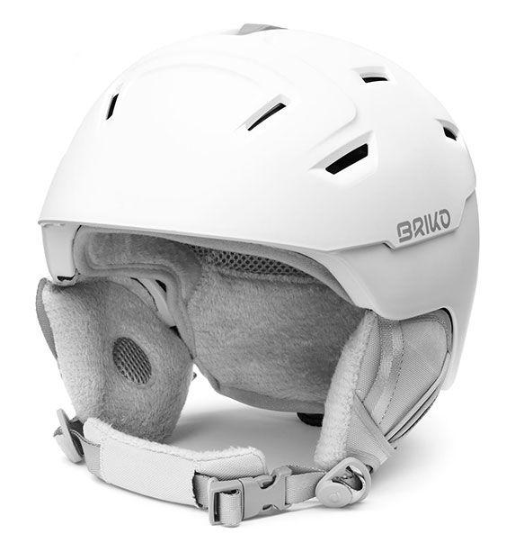 BRIKO CRYSTAL - MATT PEARL WHITE