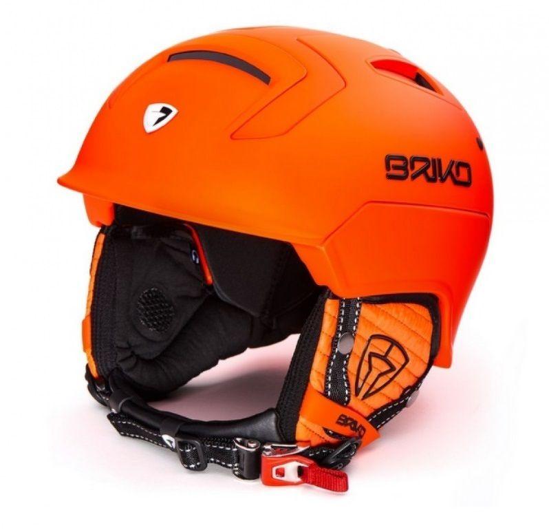 Helma Briko MONGIBELLO orange