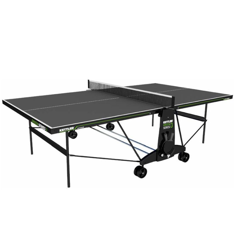 Venkovní stůl na stolní tenis KETTLER Green Outdoor 3